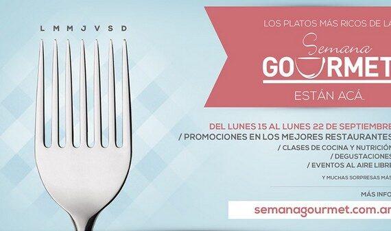 Semana Gourmet Córdoba 2014