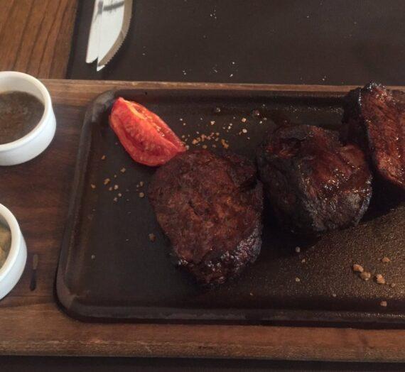 Carnes maduradas o dry aged beef en Córdoba