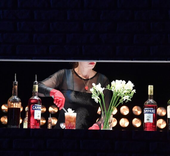 Presentaron Campari Red Diaries 2018 en Milán