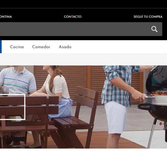 Nueva tienda online de Tramontina para Argentina